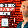 How to Do SEO For A Tiny Site With No Backlinks | Neil Patel SEO Tips
