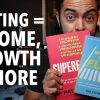 7 Things Writing Books Has Done for My Career - Day 187 of The Income Stream