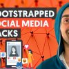One Simple Hack To Leverage Social Media When You Have no Money or Followers