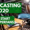 How to Start a Podcast in 2020 - Setup, Strategy, Monetization & Fans - The Income Stream Day 69