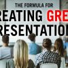 The Presentation Formula: How to Present with Confidence - Day #218 of The Income Stream