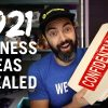 5 Business Ideas That Will Be BIG for 2021 (But Easy to Start!)